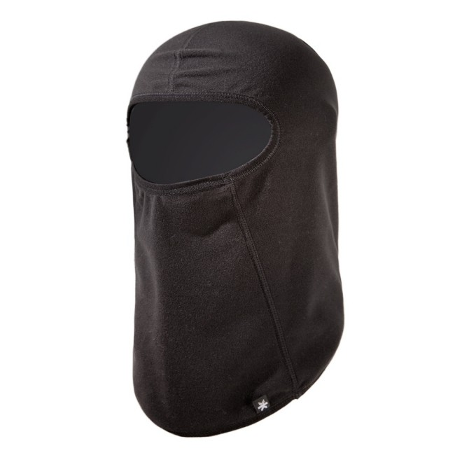 Kama fleece balaclava, tynd, sort thumbnail