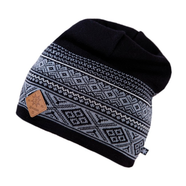 Kama Fashion beanie, sort thumbnail