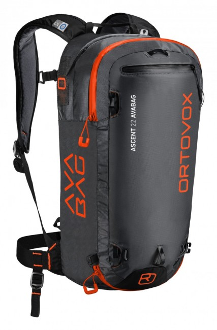 Ortovox Ascent 22 AVABAG, sort thumbnail