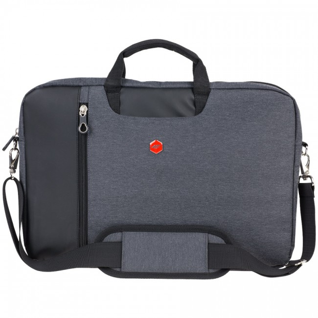 4F Messenger Bag, grå thumbnail