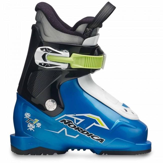 Nordica Team 1, børneskistøvle, blå thumbnail