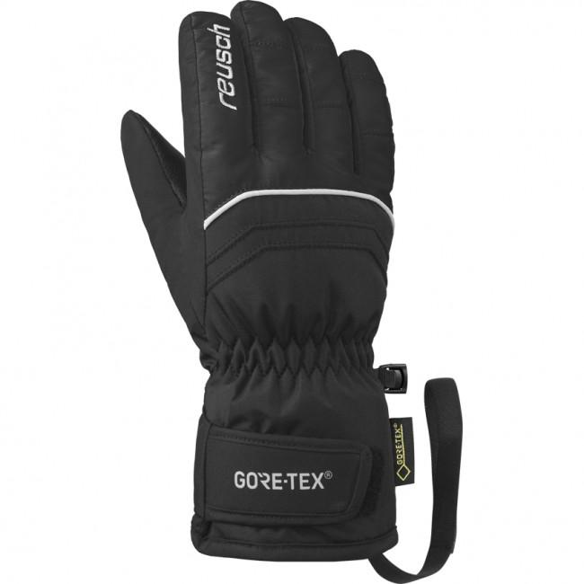 Reusch Tommy GTX Velcro, Junior, black thumbnail