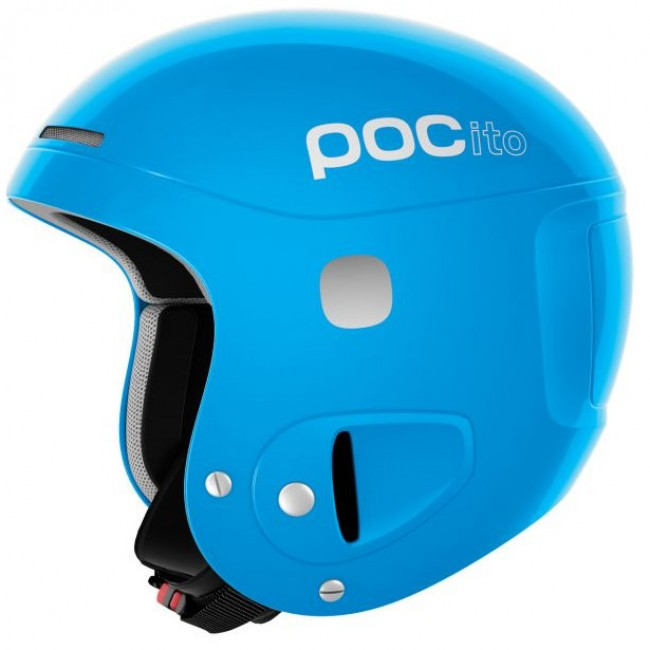 POCito Skull, børne skihjelm, blå thumbnail