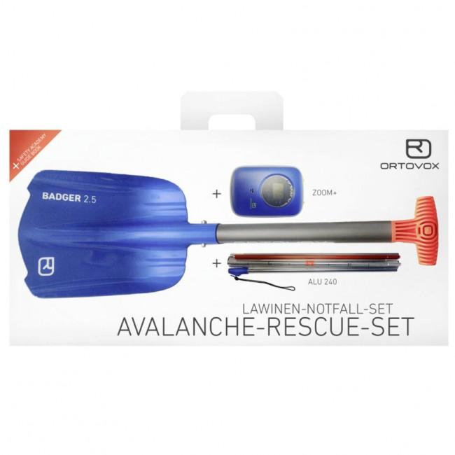 Ortovox Rescue Kit, med Zoom+ Transceiver thumbnail