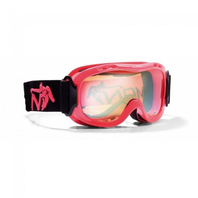 Demon Magic skibriller, junior, pink thumbnail