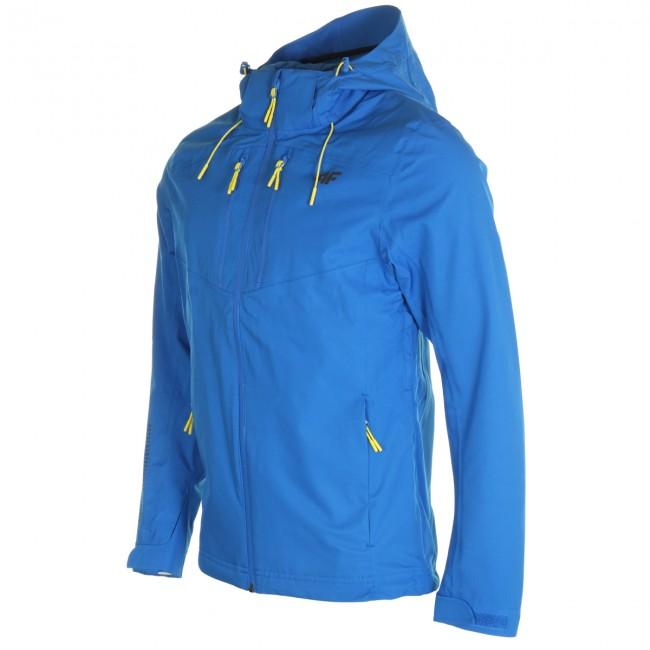 4F Louis, regnjakke, herre, blå thumbnail