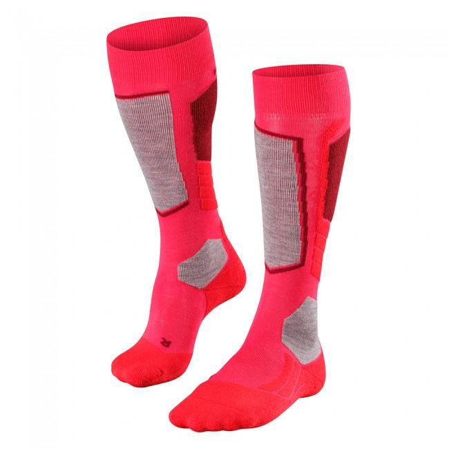 Falke SK2 Wool skistrømper, dame, pink thumbnail