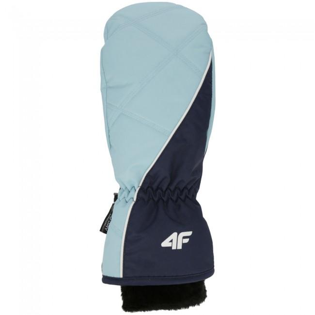 4F skiluffer, dame, blå thumbnail