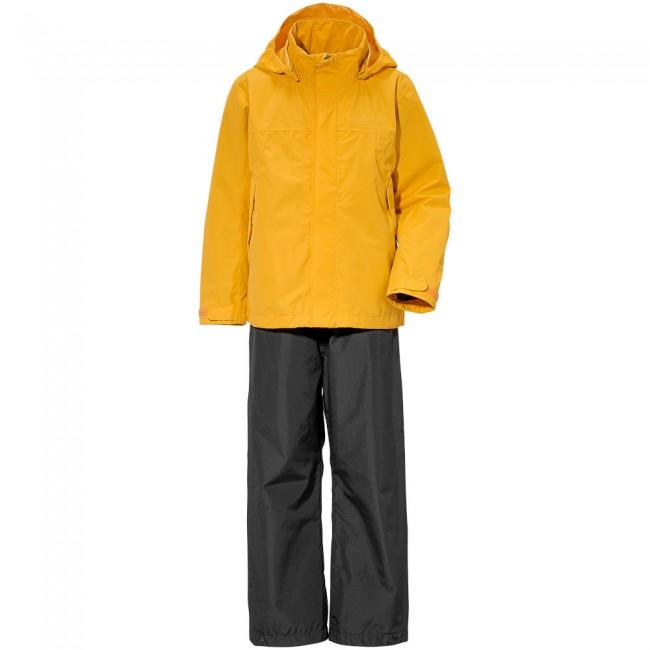Didriksons Grand, regnsæt, junior, gul thumbnail