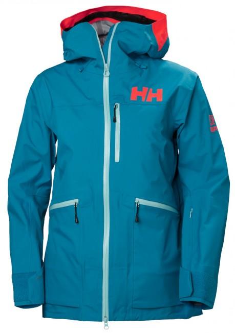 Helly Hansen W Kvitegga Shell Jacket, dame, blå thumbnail