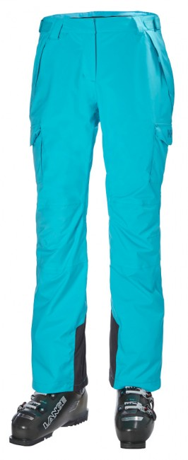Helly Hansen Switch Cargo 2.0 skibukser, dame, scuba blue thumbnail