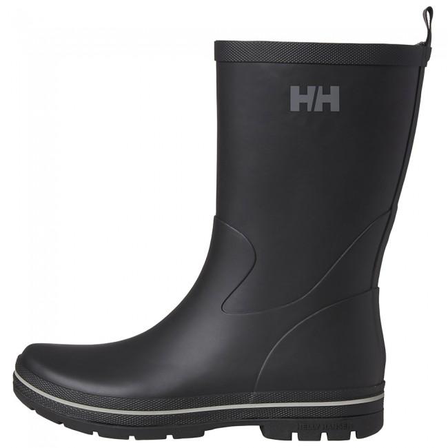 Helly Hansen Midsund, gummistøvler, herre, sort thumbnail