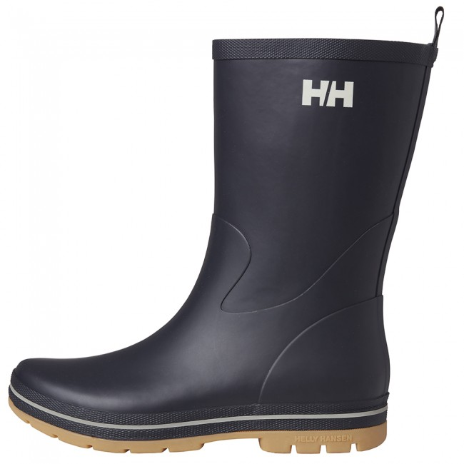 Helly Hansen Midsund, gummistøvler, herre, navy thumbnail
