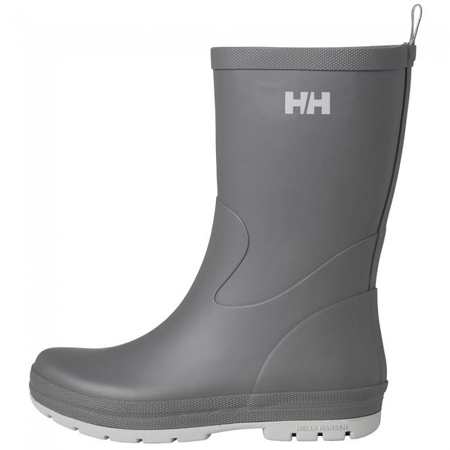 Helly Hansen Midsund, gummistøvler, dame, grå thumbnail