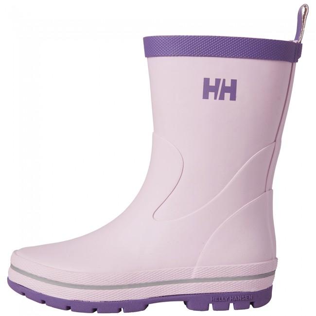 Helly Hansen Midsund, gummistøvler, junior, pink thumbnail