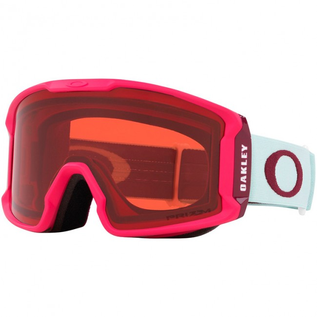 Oakley Line Miner XM, PRIZM™, Strong Red Jasmine thumbnail
