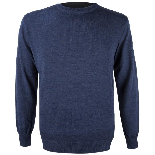 Kama Lauge Sweater, herre, blå thumbnail