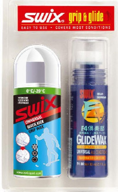 Swix grip & glide kit thumbnail