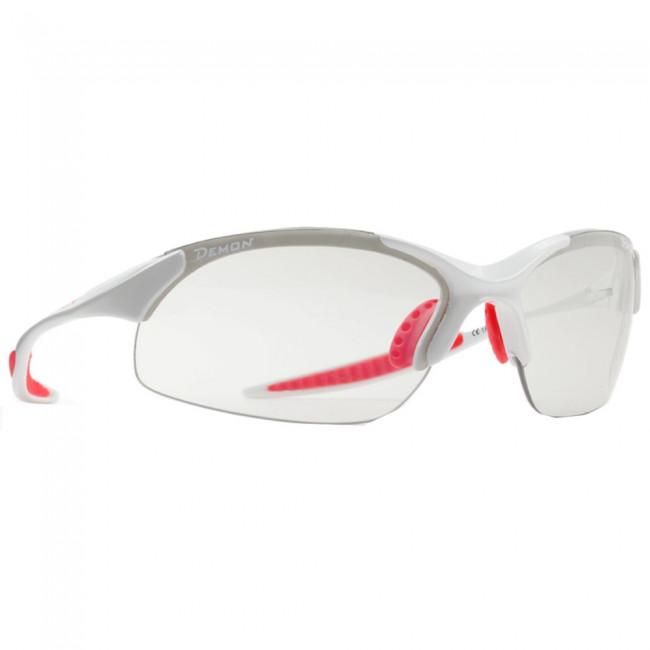 Demon 832 Photochromatic, solbriller, hvid thumbnail