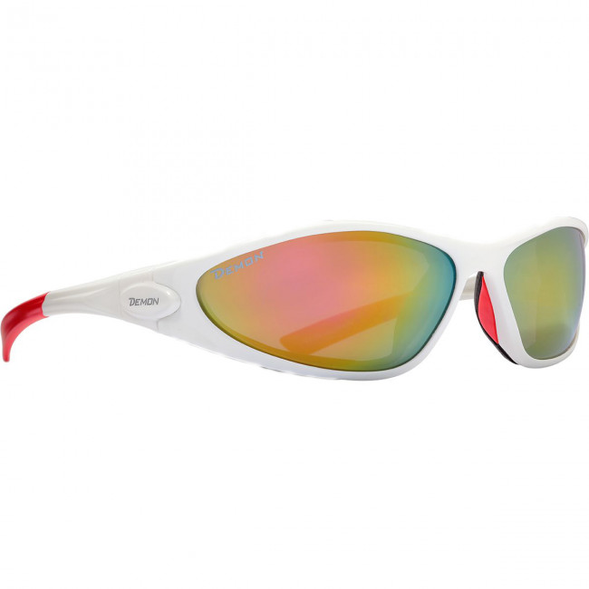 Demon Colorado Outdoor solbriller, hvid thumbnail