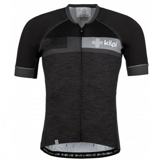 Kilpi Treviso, cykeltrøje, herre, mørkegrå thumbnail