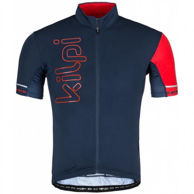 Kilpi Elyon, cykeltrøje, herre, mørkeblå thumbnail