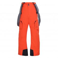 2117 of Sweden Isfall, skibukser, junior, orange