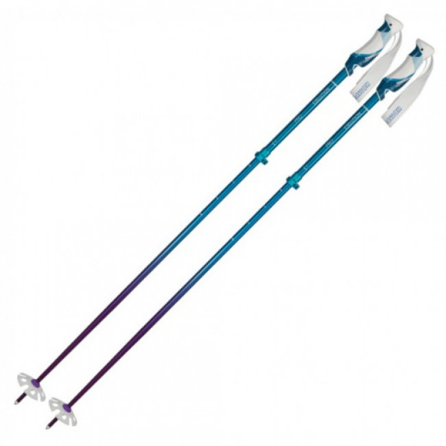 Komperdell Powder Pro Vario 2-Tone, blå/lilla thumbnail