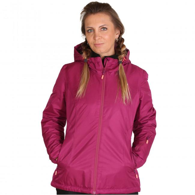 4F Britt skijakke, dame, pink thumbnail
