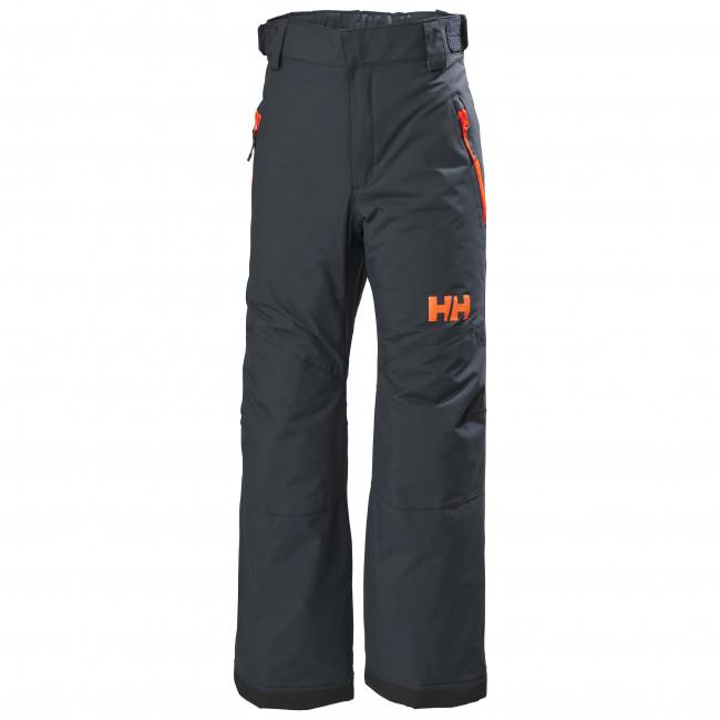 Helly Hansen Legendary skibukser, junior, grå thumbnail
