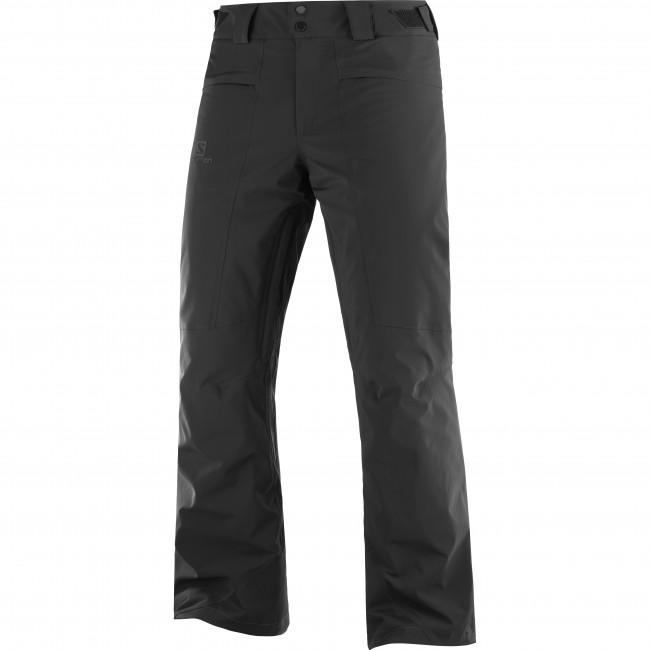 Salomon Brilliant Pant, skibukser, herre, sort thumbnail
