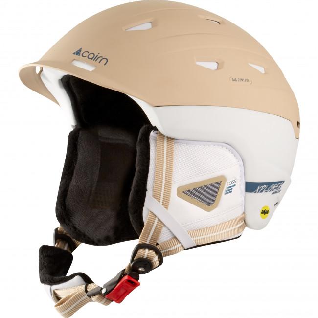 Cairn Xplorer Rescue Mips, Skihjelm, Beige Skihjelme