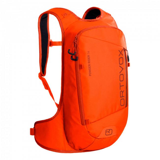 Ortovox Powder Rider 16, burning orange (4251422554701)