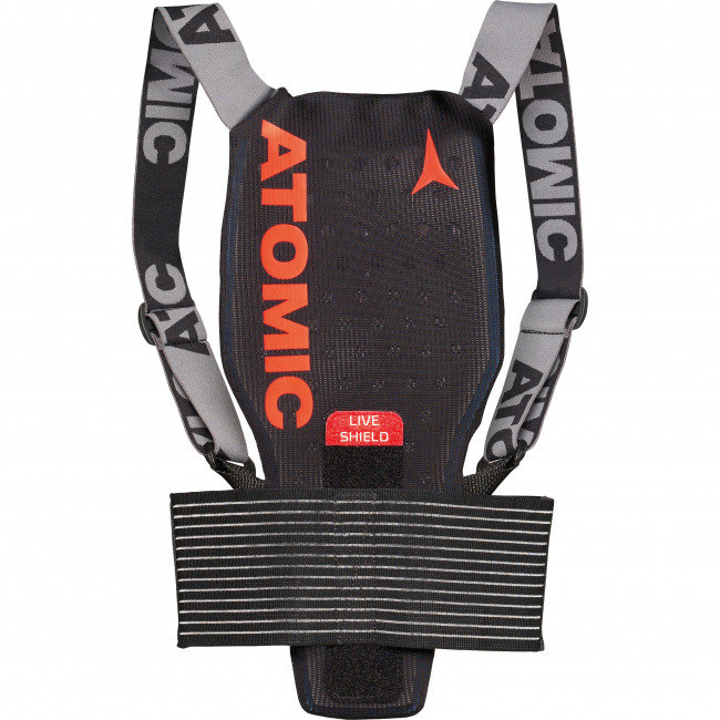 Atomic Live Shield Vest JR, sort thumbnail