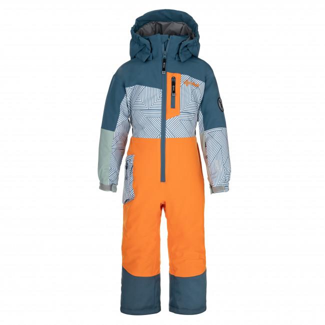 Kilpi Kilpi Pontino, Flyverdragt, Junior, Orange Udsalg På Skitøj Til Børn