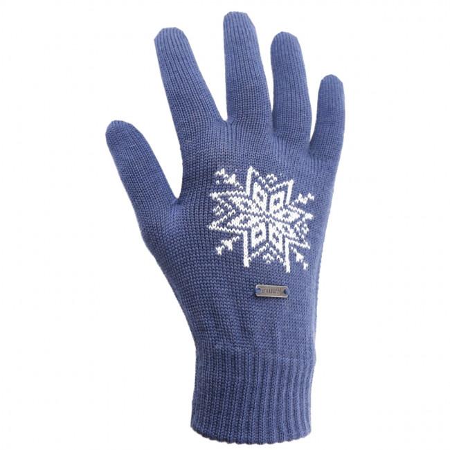 Kama Astrid, handsker, dame, blå