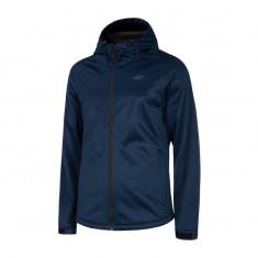 4F Adam, softshell jakke, herre, mørkeblå