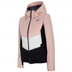 4F Caroline, skijakke, dame, pink