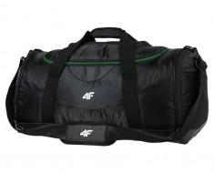 4F Duffle Bag på 70 Liter, sort