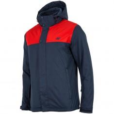 4F Graham skijakke, herre, mørkeblå