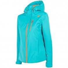4F Isabella, skijakke, dame, blå