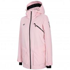 4F Kate, skijakke, dame, pink
