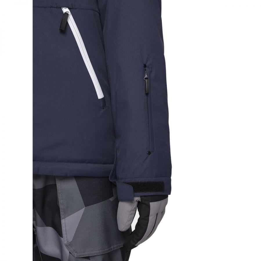 4F Kevin, skijakke, herre, marineblå