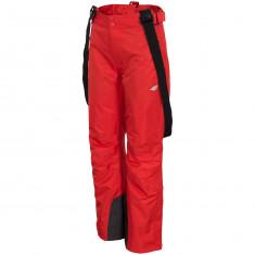 4F Lora skibukser, dame, rød