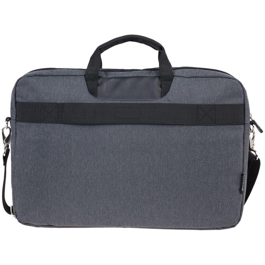 4F Messenger Bag, grå