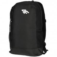 4F School 25L, rygsæk, sort