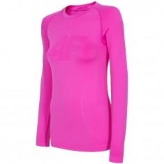 4F skiundertrøje, dame, pink