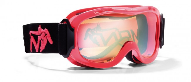 Demon Magic junior skigoggle, rød thumbnail