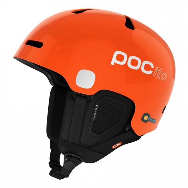 POCito Fornix, skihjelm, børn, orange thumbnail