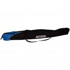 Accezzi Aspen skipose, 190cm, sort/blå